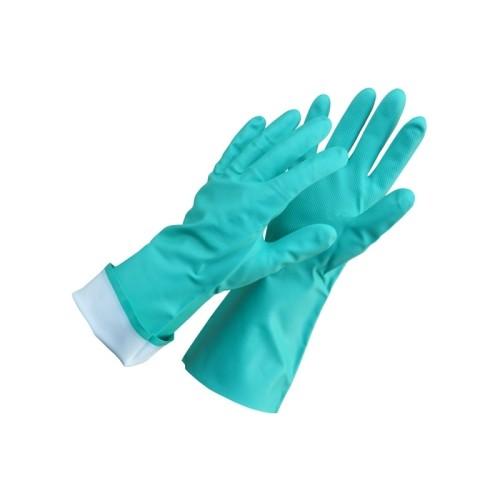 Antibakterinės nitrilo pirštinės