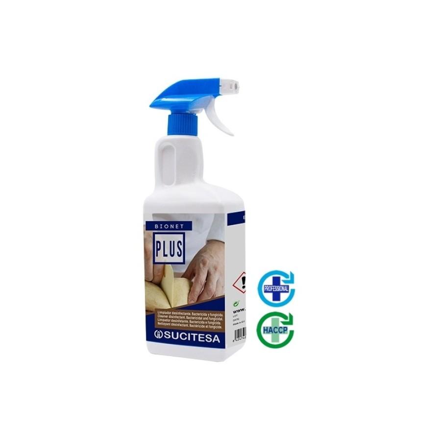 Universali dezinfekcija BIONET PLUS 1L