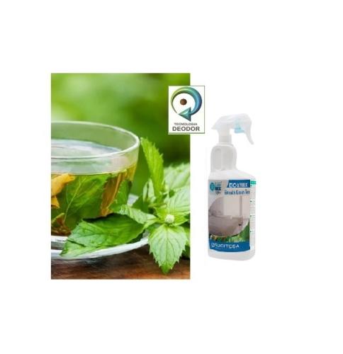Žalios arbatos gaiviklis orui ir tekstilei GREEN TEA